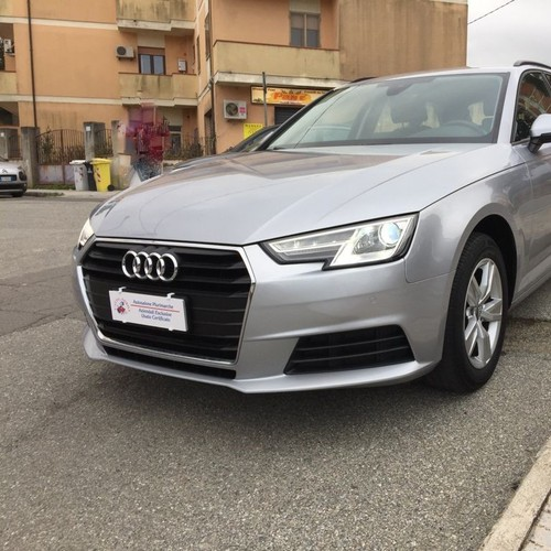 Audi A4 SW 150cv Stronic Business Anno 10/2017
